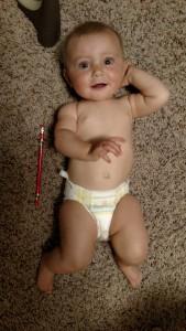 baby brita height